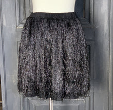 Load image into Gallery viewer, JULIE & DAVID FRINGE SKIRT, SZ S