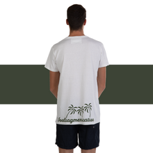 Load image into Gallery viewer, organic cotton unisex Vouliagmeni t-shirt