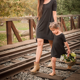 Little black {pocket} dress | women
