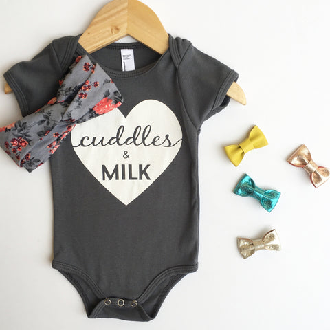 brotherhood organic onesie or tee