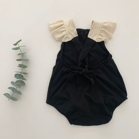 Criss Cross jumpsuit | bears
