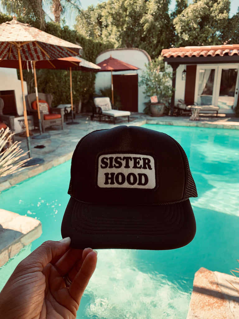 sisterhood | adult trucker hat