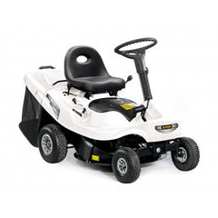 ALPINA 63VDB Compact Rear Catcher Ride-on Mower Briggs and Stratton engine
