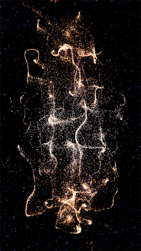 Supercluster Mobile #1