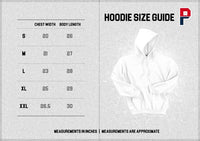 The Documentary - Harlem Hoodie FRONT ONLY (White)