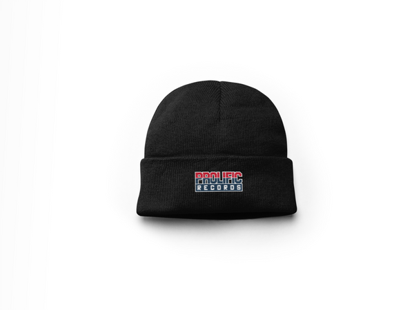 Prolific Records Beanie (Black)