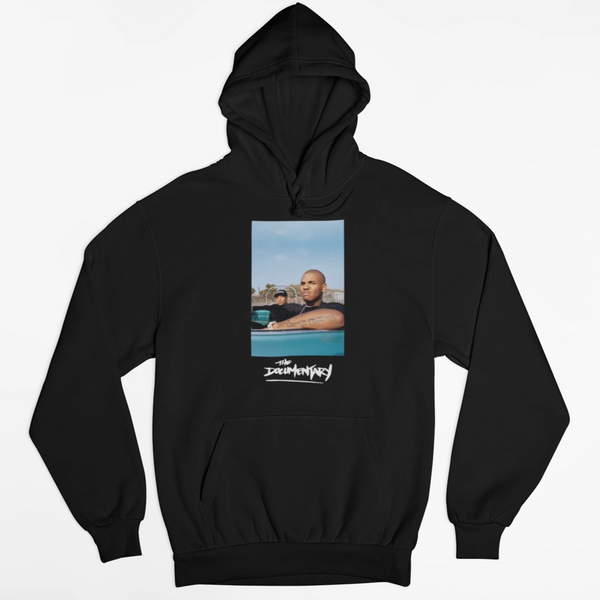 The Documentary Hoodie (Black)