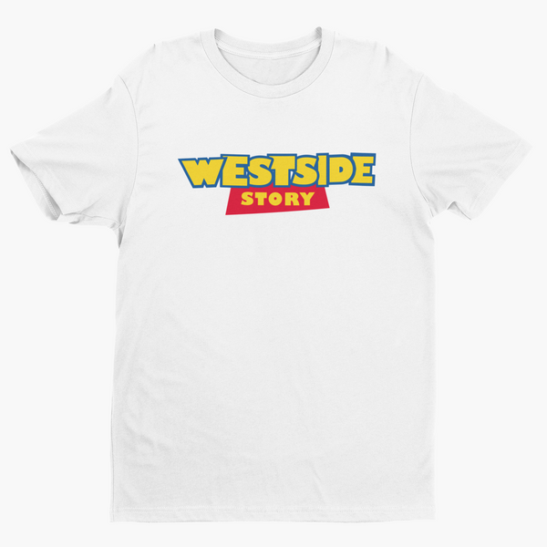 Born 2 Rap - Westside Shirt (White)