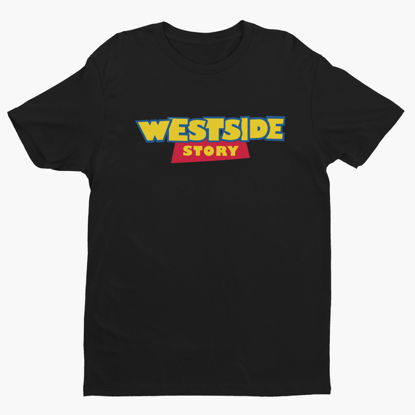 Born 2 Rap - Westside Shirt (Black)