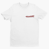 The Documentary - Harlem Shirt FRONT & BACK (White)