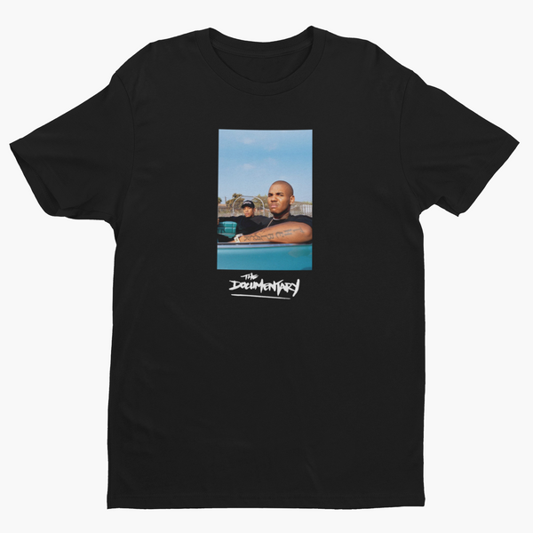 The Documentary Shirt (Black)