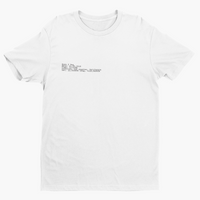 Born 2 Rap - Birth Certificate Shirt (White)