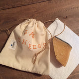 Eco Friendly cheese bag with BPA free lining