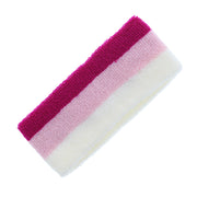 Pink Shades Towelling Headbands