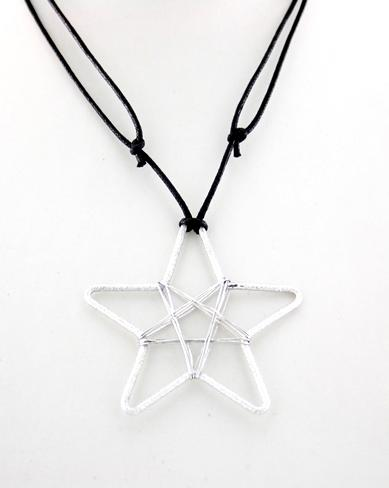 Star Thong Necklace
