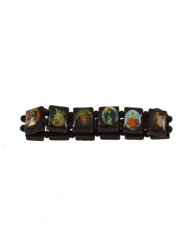 Wooden Saints Bracelet