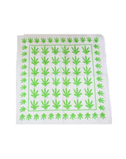 Small Leaf Print Bandana