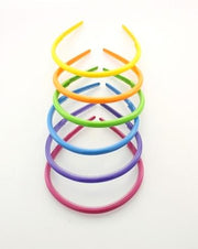 8mm Plastic Aliceband