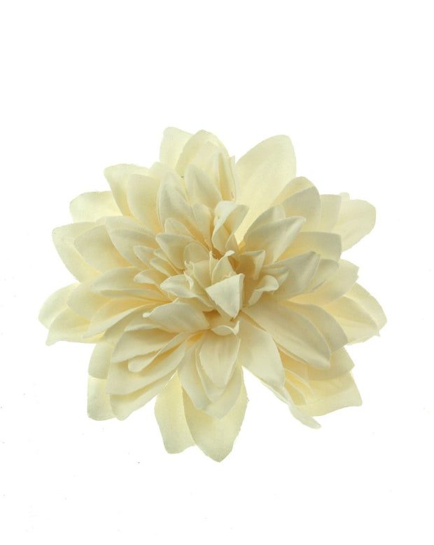 Chrysanthemum on Concord Clip & Brooch Pin