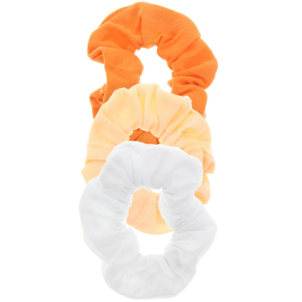 3 on a Card Assorted Shaded Scrunchies