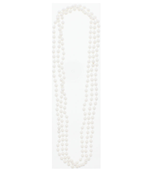 Pearl 90 Inch Bead Necklaces