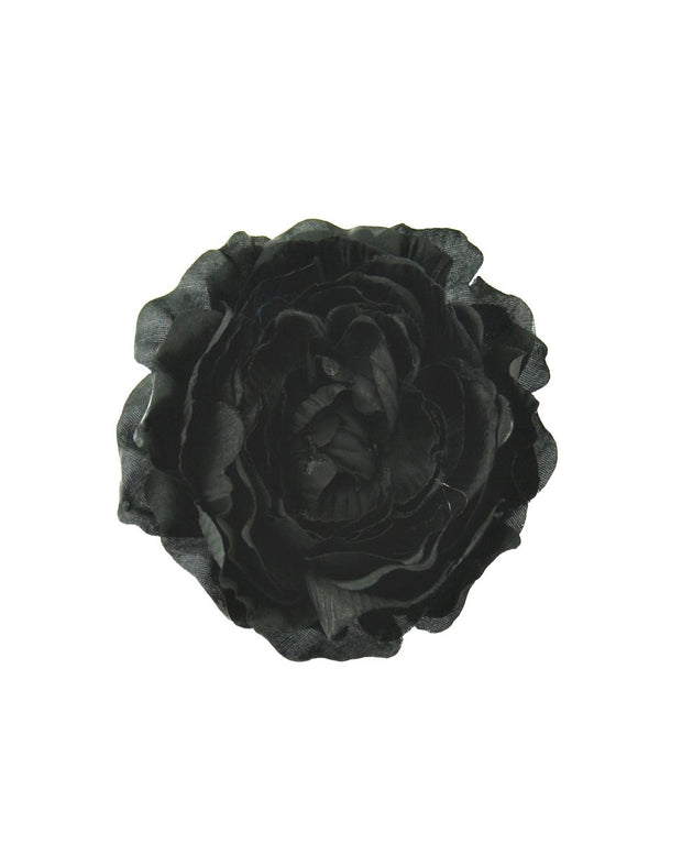 Begonias Flowers on Concord Clip & Brooch Pin