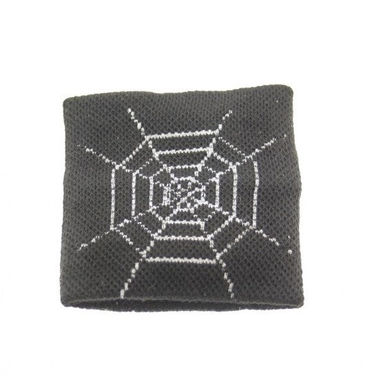 Cobweb on Spandex Sweatbands