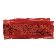 176cm x 9cm Sequin 3 in 1 Sash / Belt