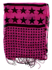 SCARF208PINK