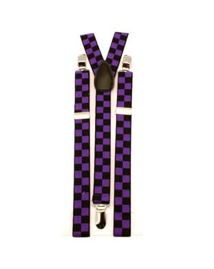 25mm Checkered Braces