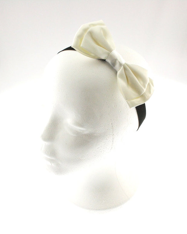Double Bow on Head Elastic