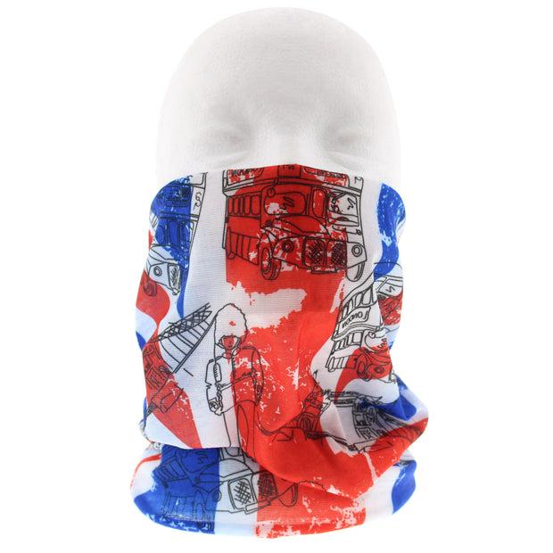 Union Jack Face Covering/ Gaiter/ Snood