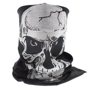 Skull Face Covering/ Gaiter/ Snood