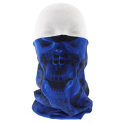 X-Ray Skeleton Face Covering/ Gaiter/ Snood