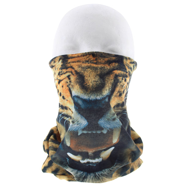Tiger Face Covering/ Gaiter/ Snood