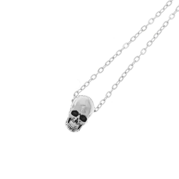 3D Skull Necklace