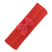 Baby/ Kids Headband with Polka Dots Bow