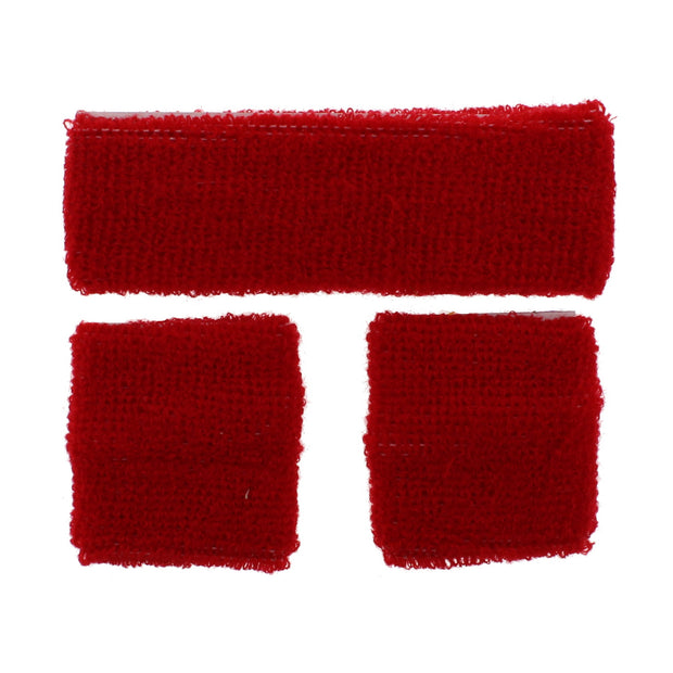 Sweatbands & Headband Set