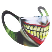 Joker Evil Grin Value Face Mask