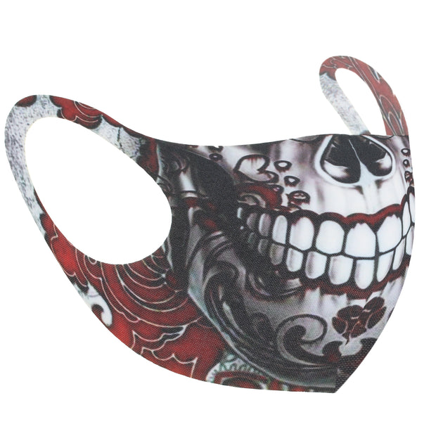 Day of the Dead Value Face Mask