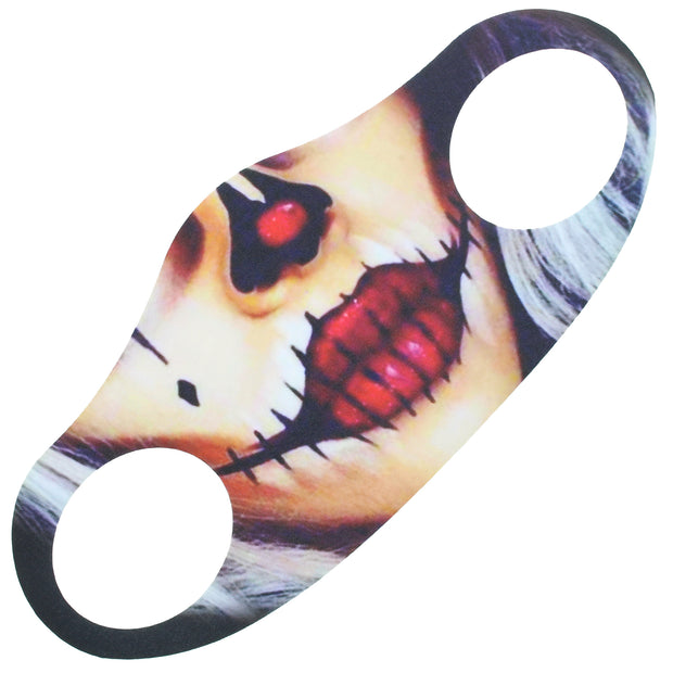 Jester Doll Value Face Mask