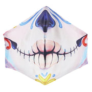 Evil Clown Cotton Face Mask