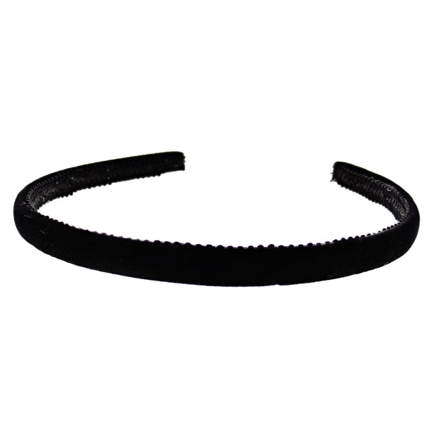 10mm Velvet Aliceband