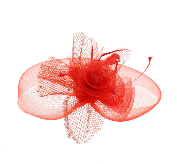 Fascinator on Concord Beak Clip
