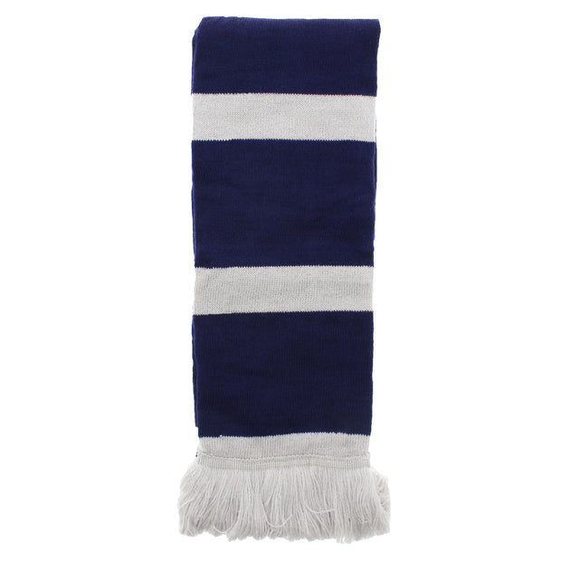 170 x 14cm Striped Scarf with Tassels