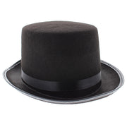Oval Shape Victorian Top Hat