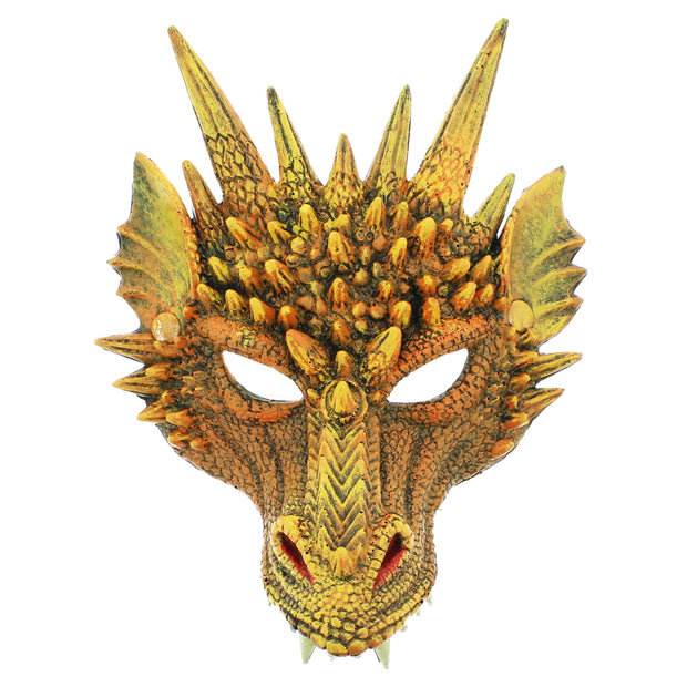 Rubber Dragon Mask