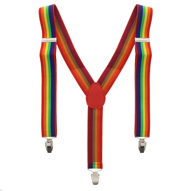 35mm Rainbow 3.5cm Adjustable Plain Braces