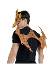 Rubber Dragon Wings (Approx. 60cm x 45 cm)