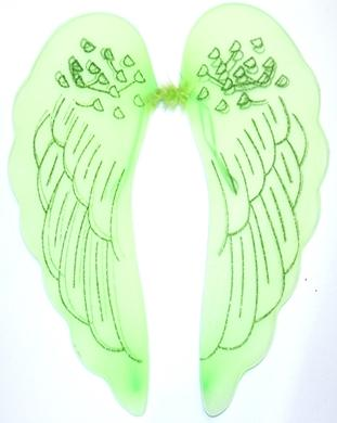 44cm x 37cm Angel Wings